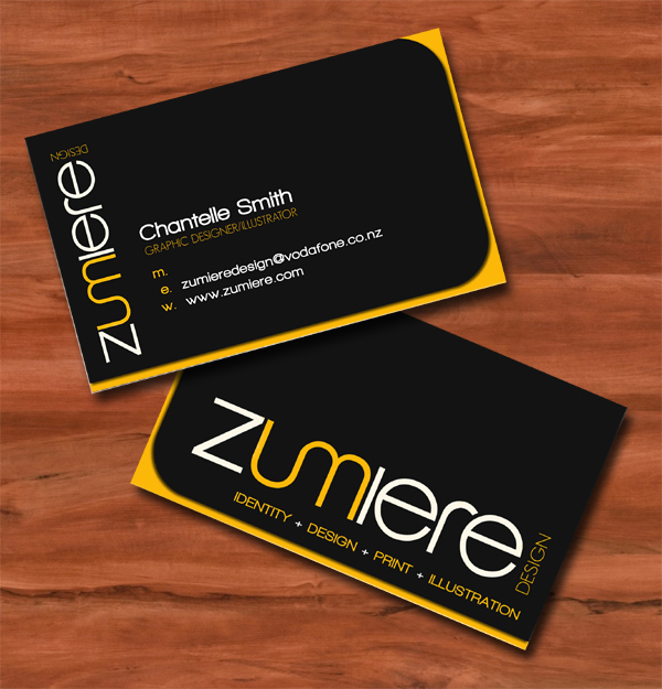 30 Top Personal Business Cards - SloDive