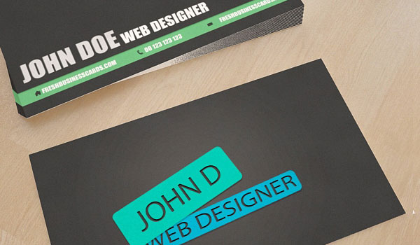 30 Awesome Designer Business Cards - SloDive