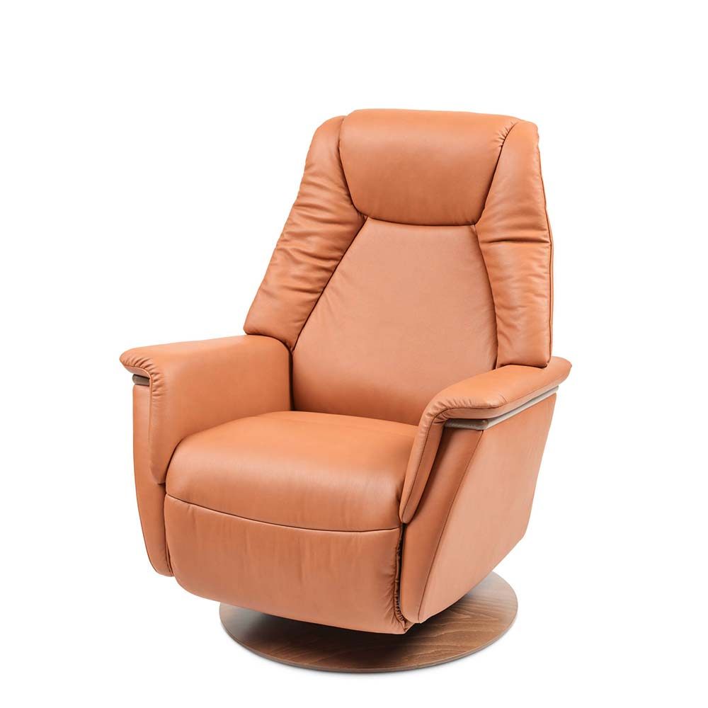 Stressless Max Power Recliner With Moon Base Design Quest Grand Rapids Mi