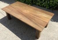 Reclaimed Wood Coffee Table (11)