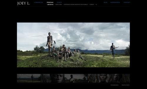 Website Design 50+ Photographer Portfolios - designrfix