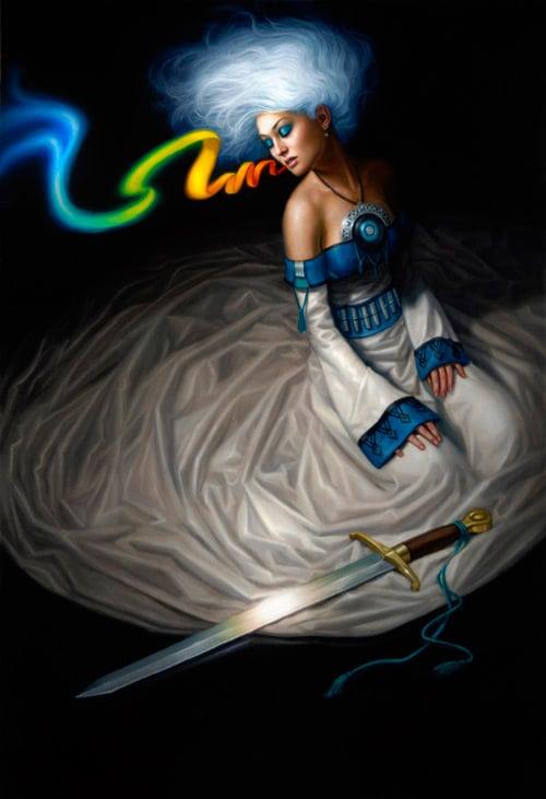 Fall Fairy Wallpaper Digital Art 80 Most Beautiful Cg Girls On The Web Part