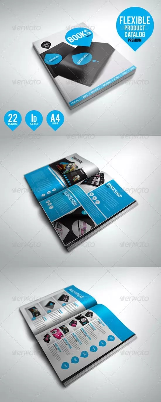 Brochure Templates 40+ Very Affordable High Quality Designs - Product Brochure Template