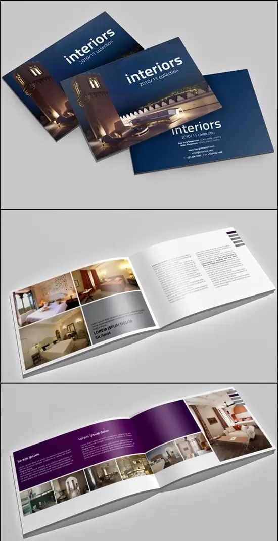 Brochure Templates 40+ Very Affordable High Quality Designs