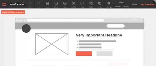 10 Wireframe Tools To Fit Your Budget And Design Needs - designrfix