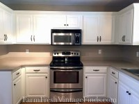 GF Linen Milk Painted Kitchen Cabinets | General Finishes ...