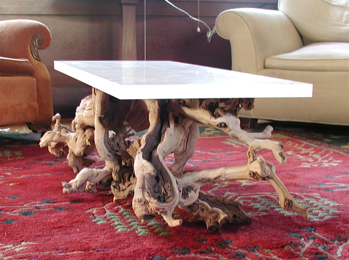 Build Your Own End Table Make Your Own Modern Rustic Chic Table