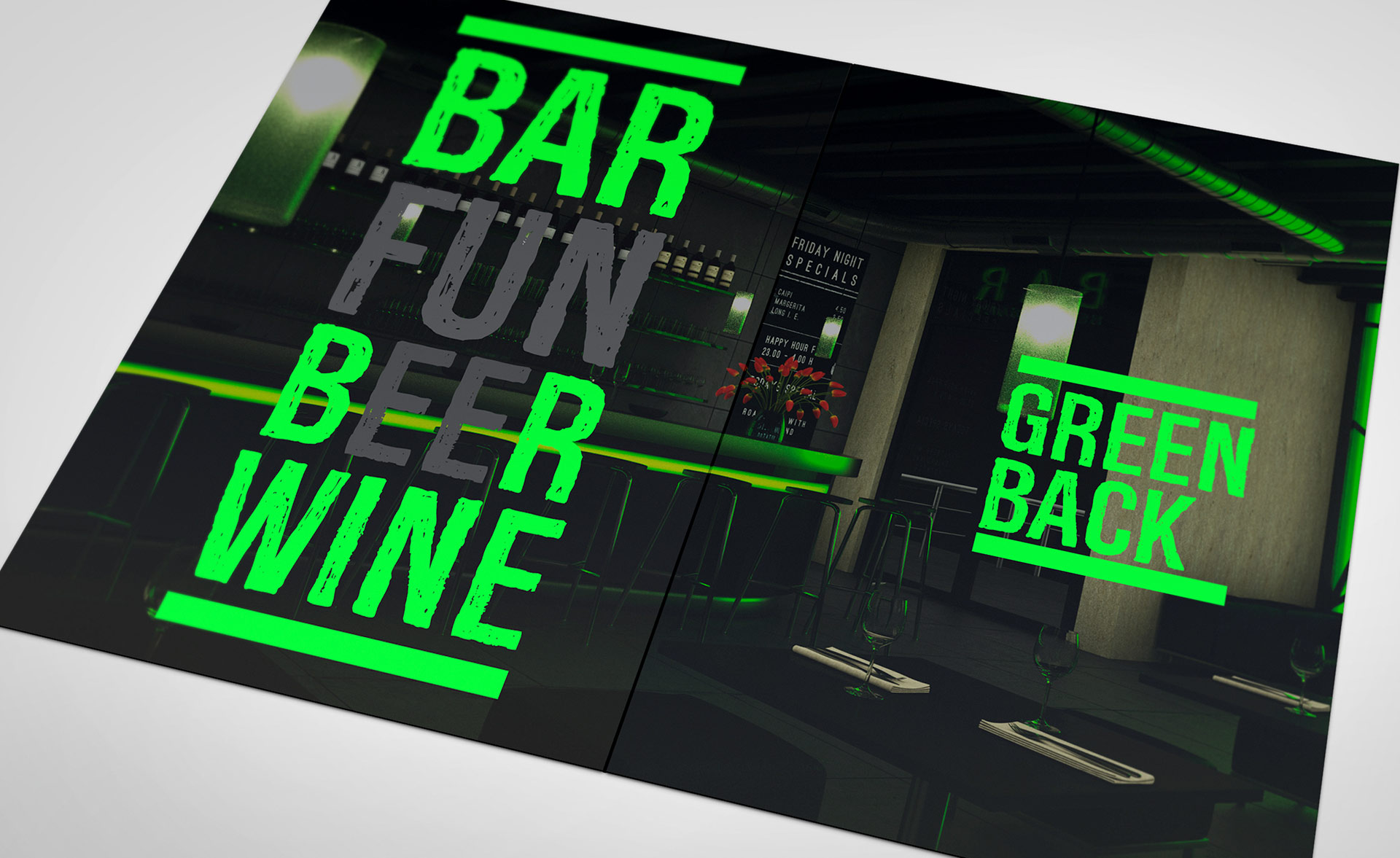Greenback Bar