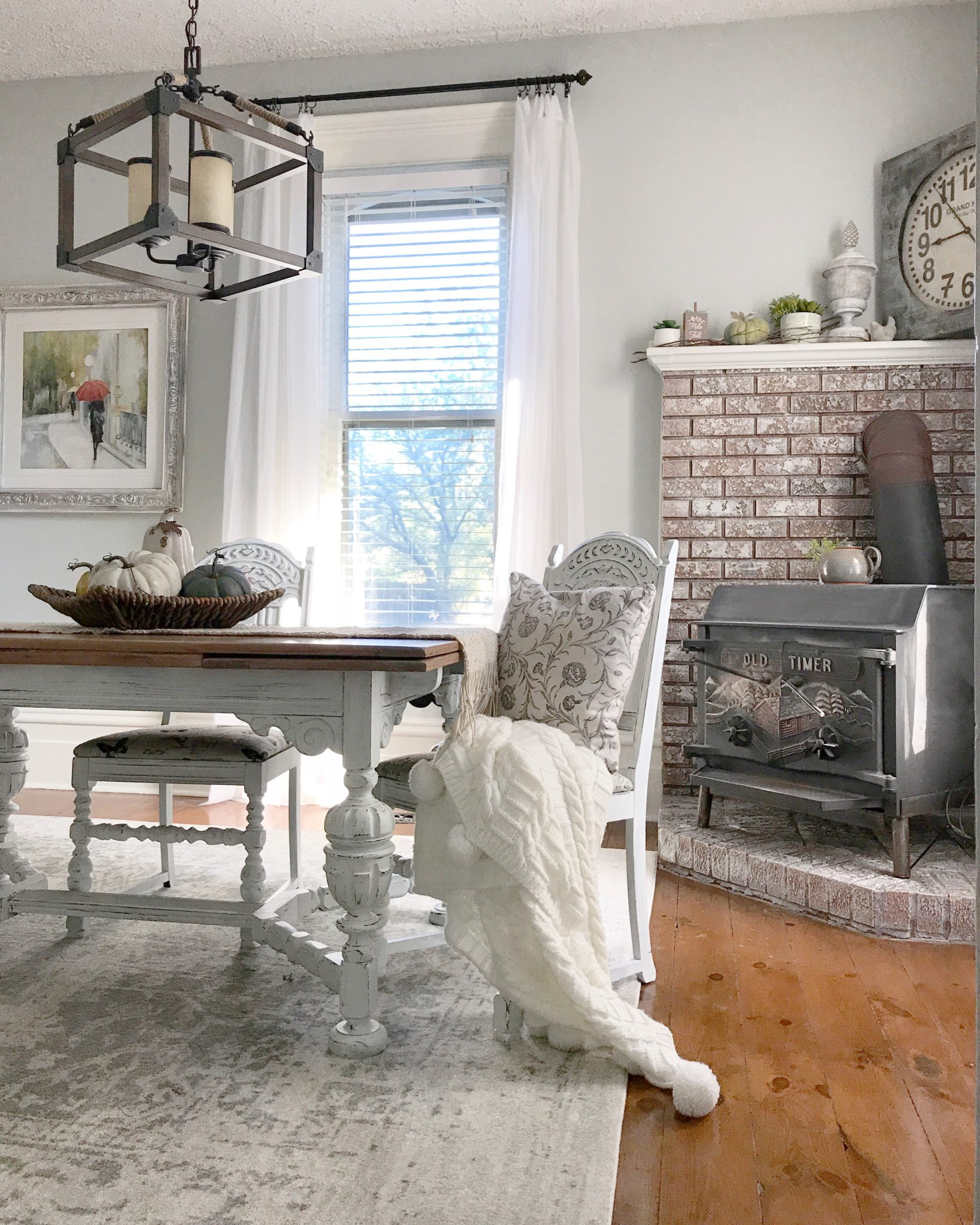 Dining Room Makeover Farmhouse Style Dining Room Makeover Designs By Karan