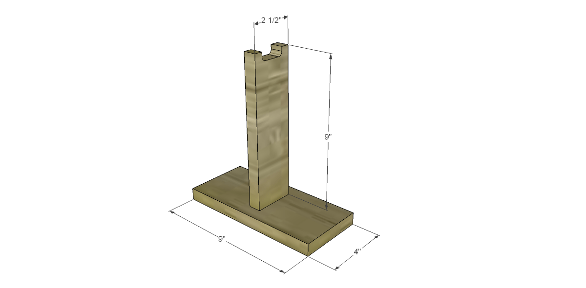Headphone Stand Designs : Build a headphone stand