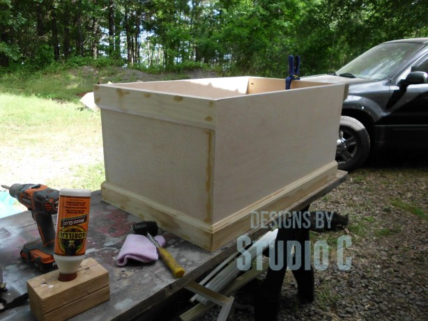 building the pb inspired rebecca trunk SANY0685