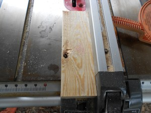 How To Cut a 2x4 In Half 12
