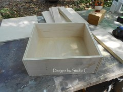 How to Build Wooden Boxes for Storage 5