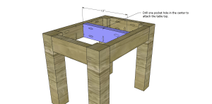 How to Build a Side Table 16