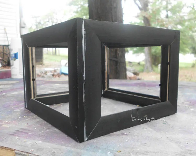 How to Make a Spooky Witch Lantern SANY1409