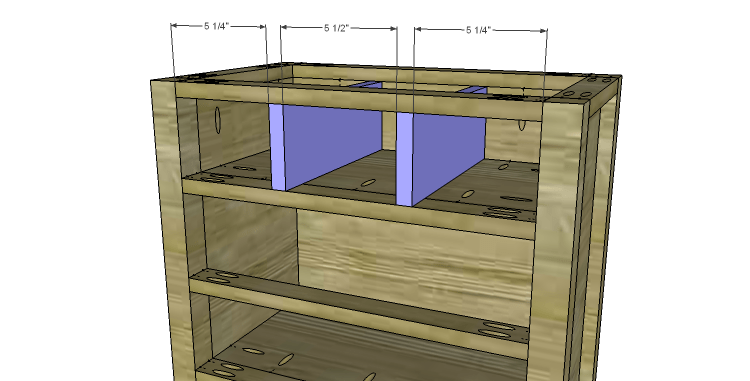 Plans to Build a Grandin Road Inspired Chloe Chest_Drawer Dividers 2