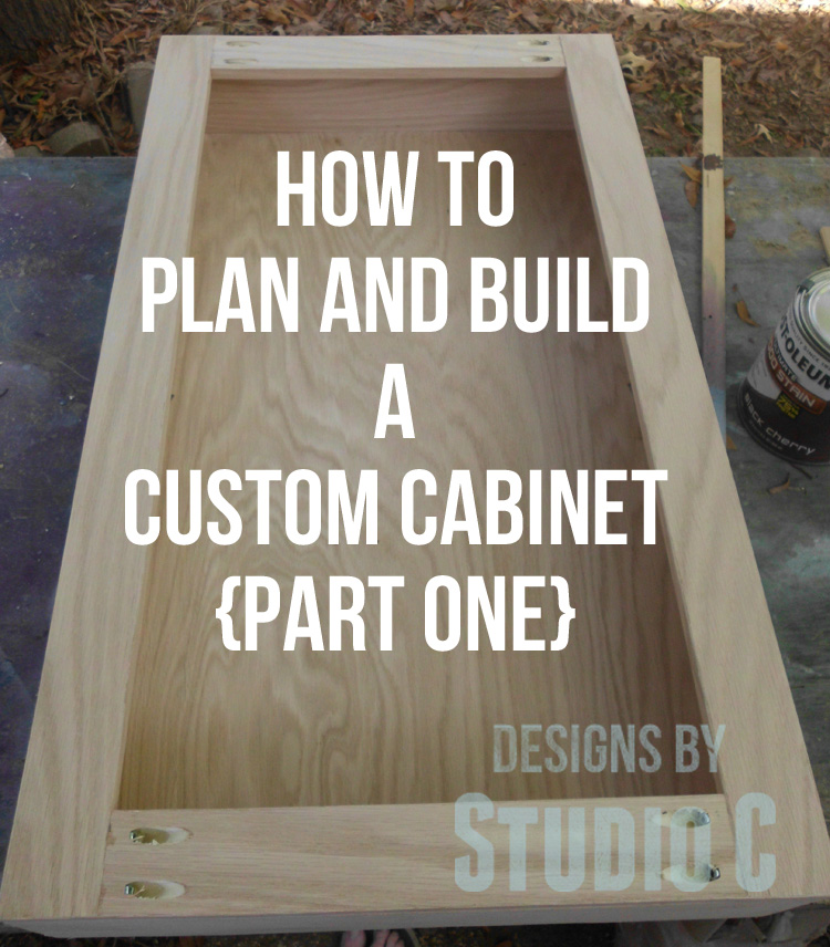 how to plan and build a custom cabinet part 1 SANY1531 copy