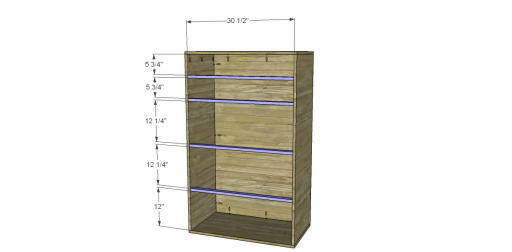 Free Plans to Build My Awesome Tool Cabinet 5