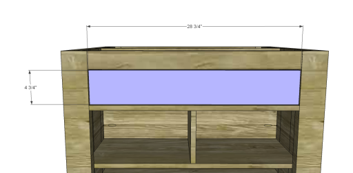 Island_Drawer Fronts