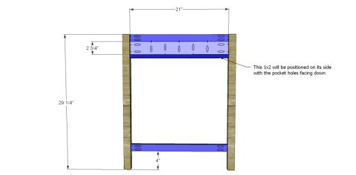Desk_Desk Side Panels & Frames