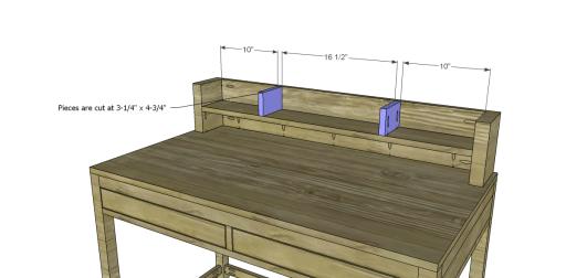 Desk_Hutch Dividers