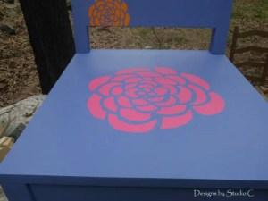 Stencil Chair 9