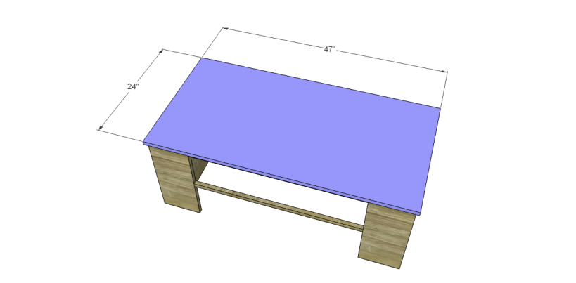 free plans to build a world market inspired ross coffee table _Top