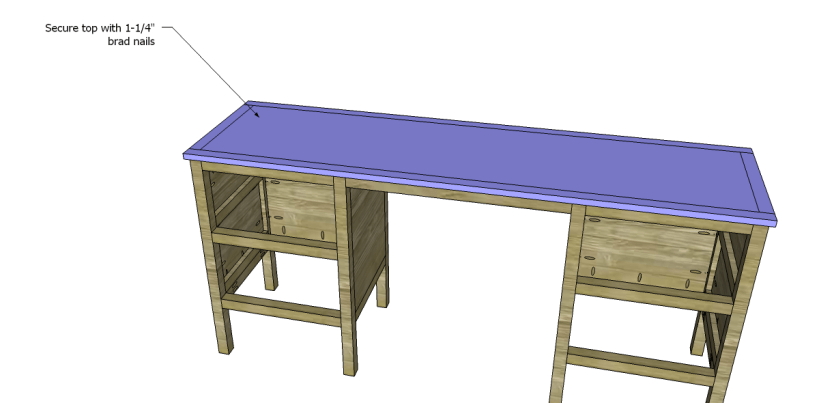free plans to build a sereno desk_Top 2