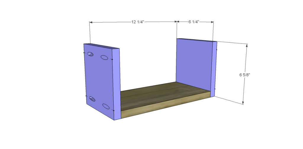 free DIY woodworking plans to build a Nantucket Chest_Drawer BS
