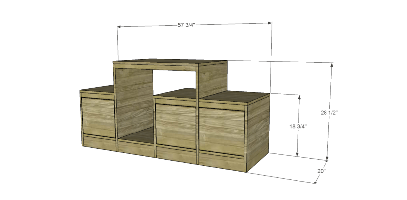free plans to build a marconi media console