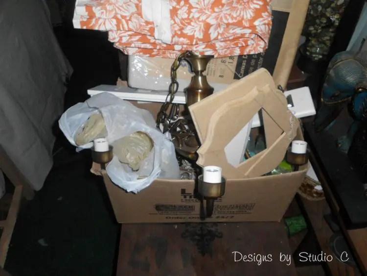 spectacular chandelier makeover SANY2234
