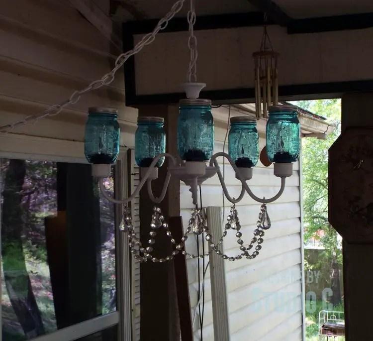 spectacular chandelier makeover DSCF1452