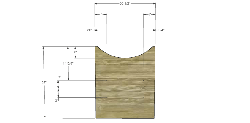 free DIY woodworking plans to build a custom bath vanity_Divider 1