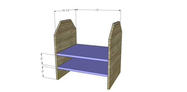 diy plans toolbox_Center Shelves