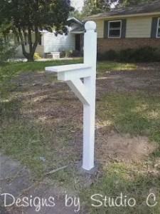 build mailbox post Photo09251445