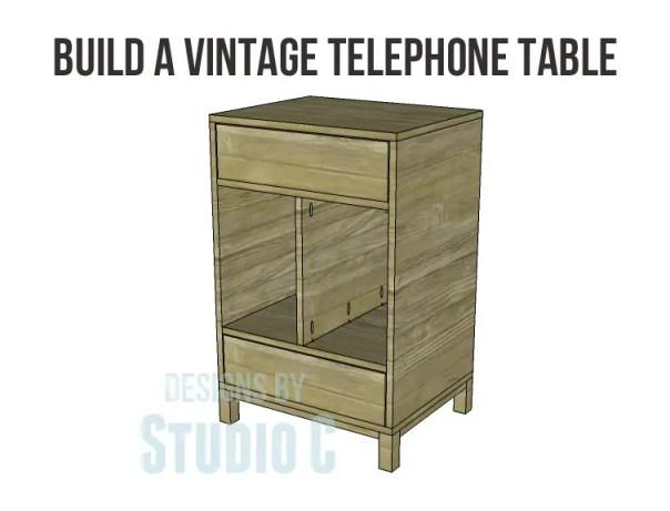 diy vintage table plans_Copy