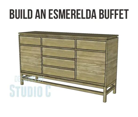 plans build esmerelda buffet-Copy