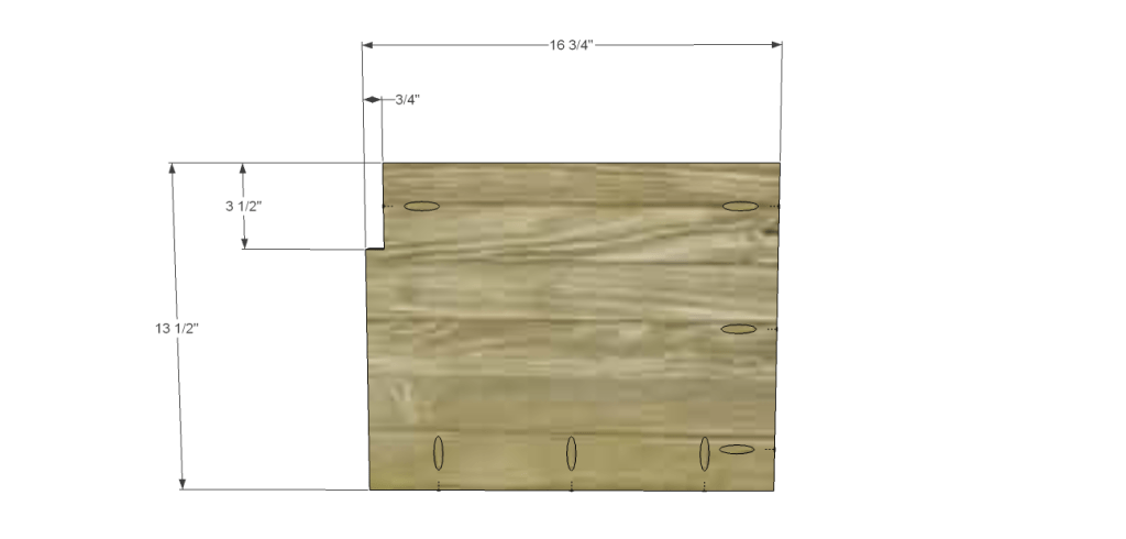 Homestyle sideboard plans-Dividers 1