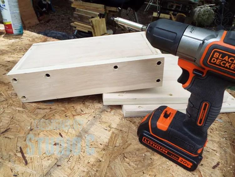 Build a Box for a Drill DSCF1689
