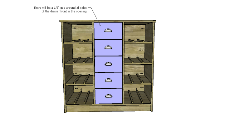 DIY Plans to Build a Howell Bar Cabinet_Drawer Front