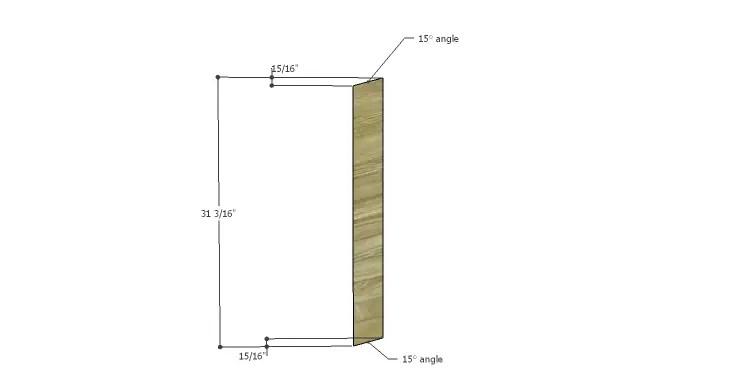 DIY Plans to Build a Wyatt Writing Desk_Legs