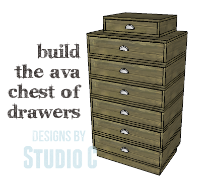 DIY Plans to Build the Ava Chest of Drawers_Copy