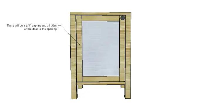 DIY Plans to Build a Valerie Nightstand_Door 3