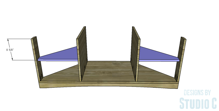 DIY Plans to Build a Rushton Media Stand_Outer Shelves 2