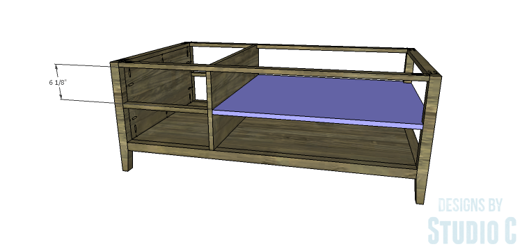DIY Plans to Build a Drew Cocktail Table_Shelf 2