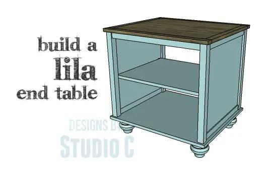 DIY Plans to Build a Lila End Table_Copy