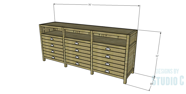 DIY Plans to Build a Carney Media Stand