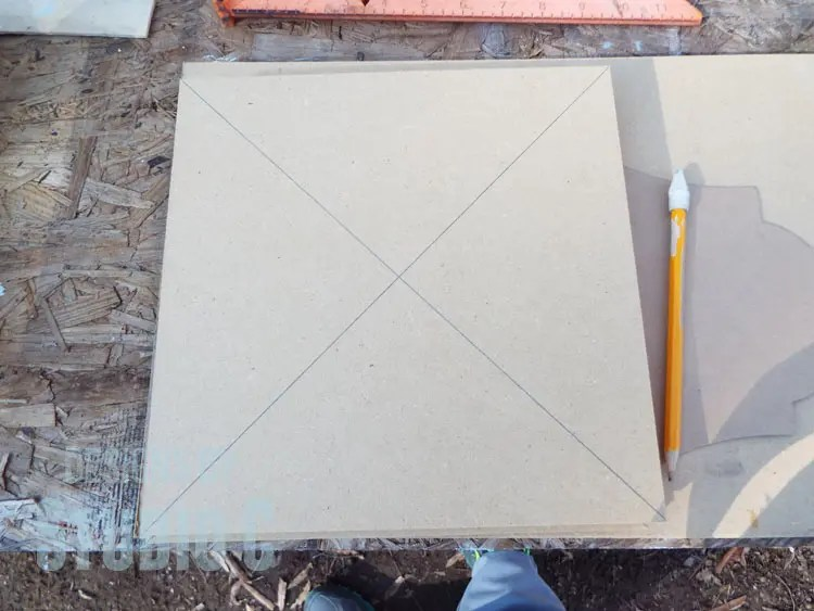 how to cut perfect wood circles
