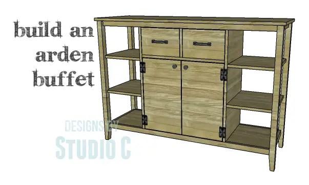 DIY Plans to Build an Arden Buffet_Copy