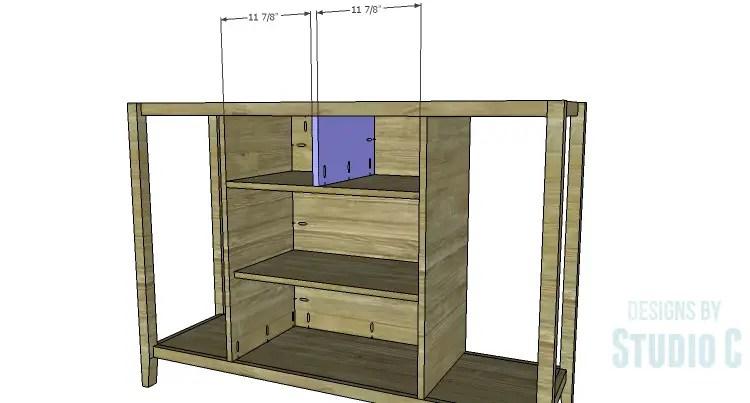 DIY Plans to Build an Arden Buffet_Divider 2